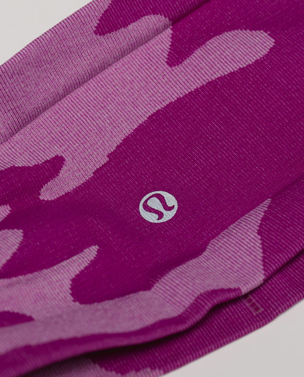 Lululemon Bangs Back Headwrap - Heathered Ultra Violet