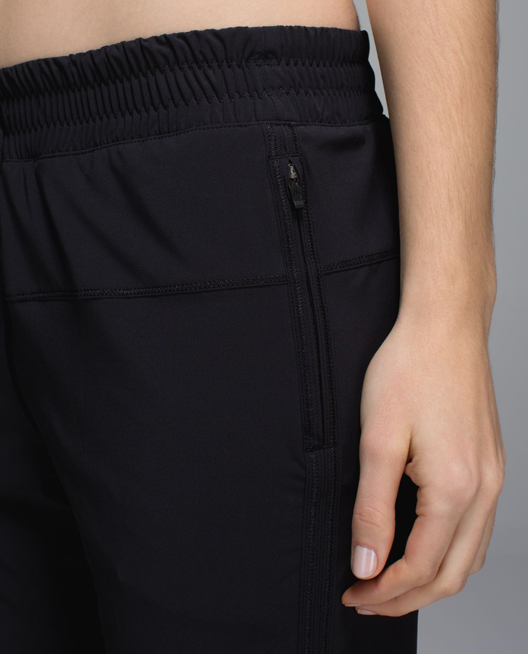 Lululemon Track To Reality Pant - Black