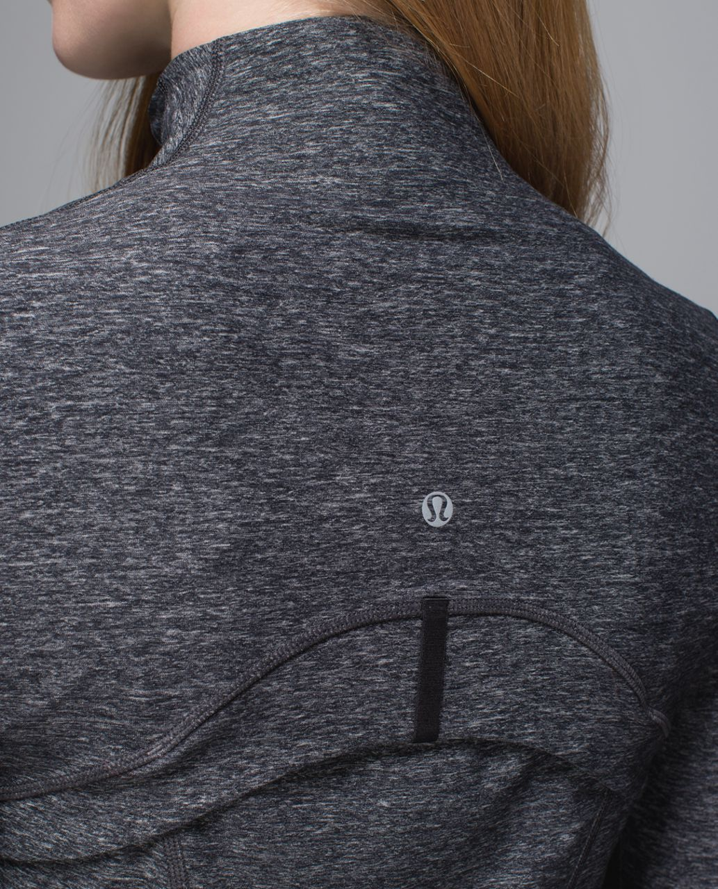 Lululemon Define Jacket (First Release) - Heathered Black