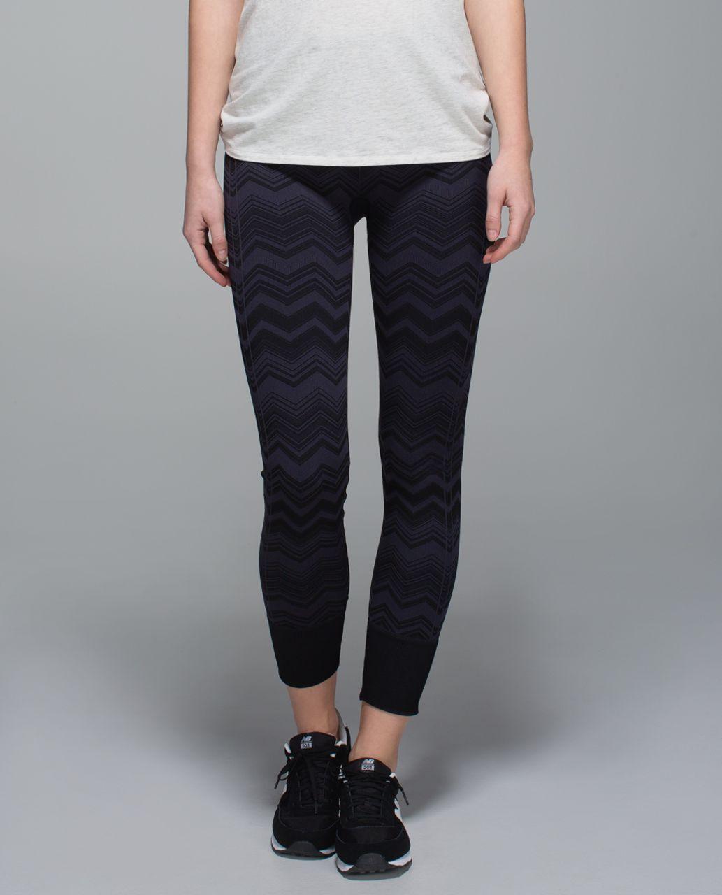 Lululemon Ebb To Street Pant - Heathered Naval Blue