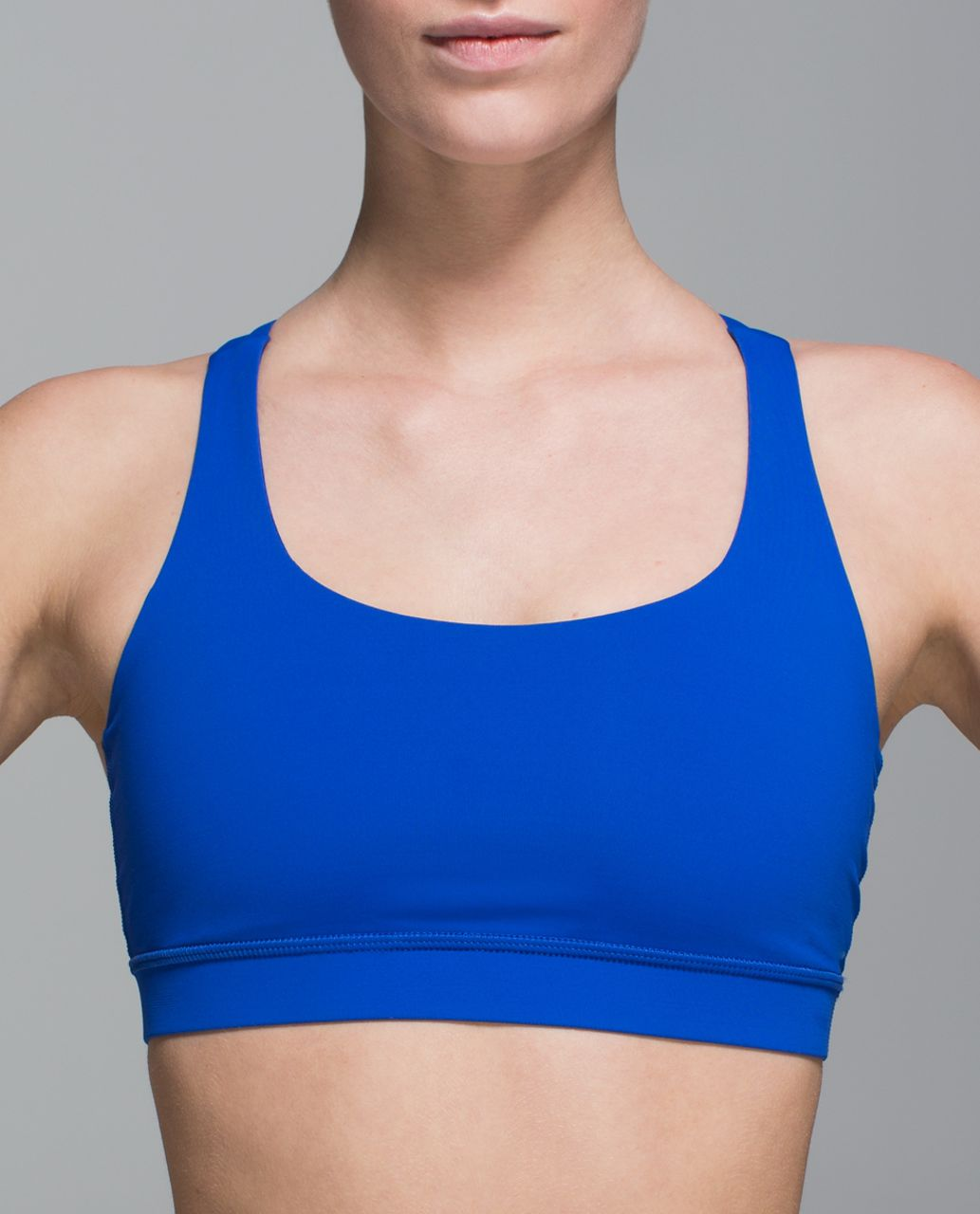 Lululemon Energy Bra - Harbor Blue