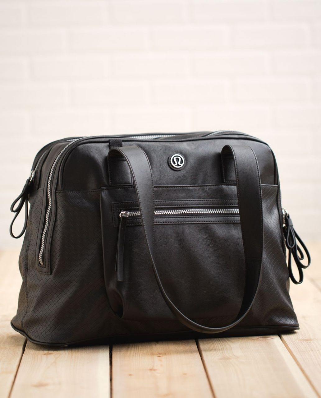 Lululemon Sweat Go Bag Black