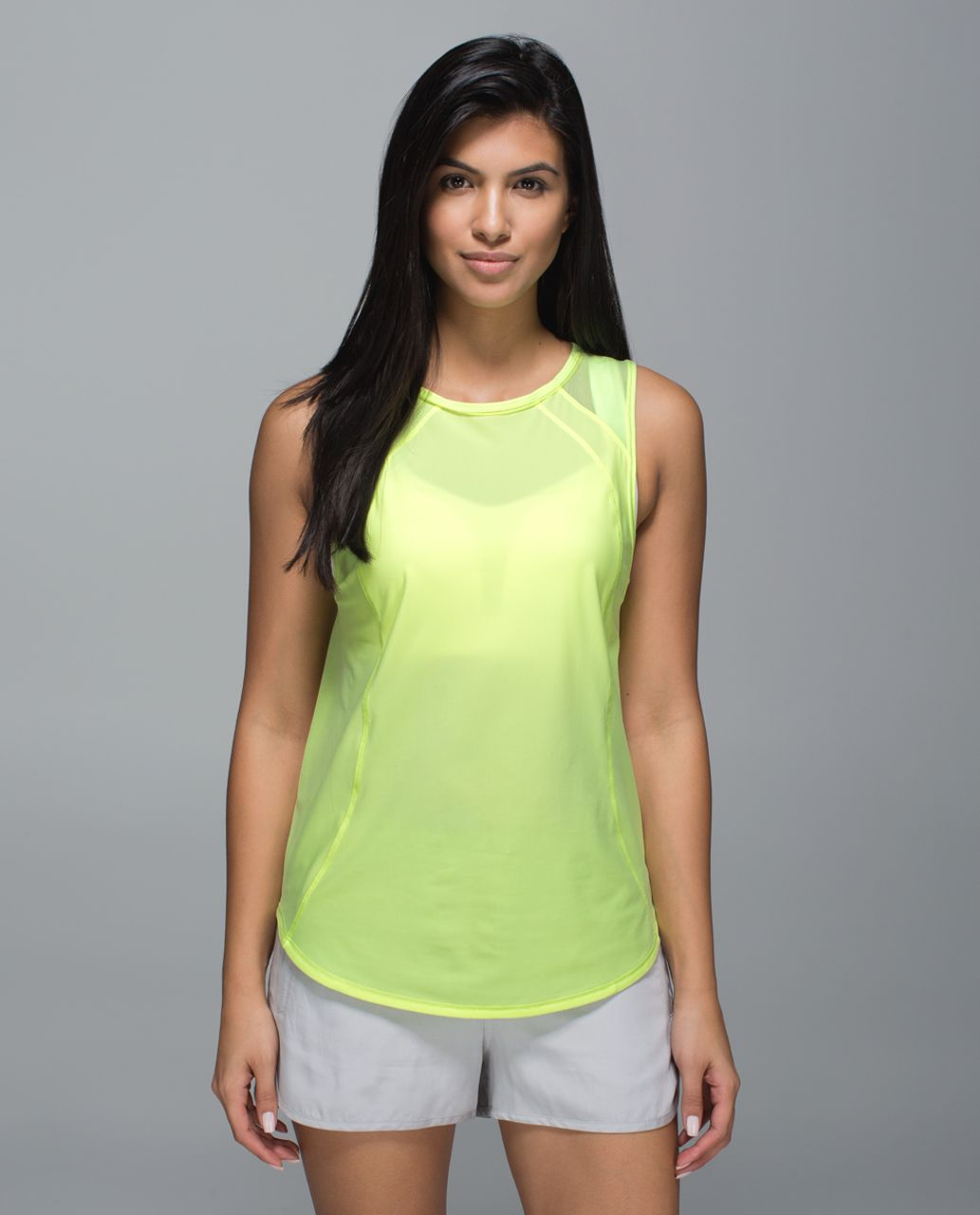 Lululemon Sculpt Tank - Clear Mint