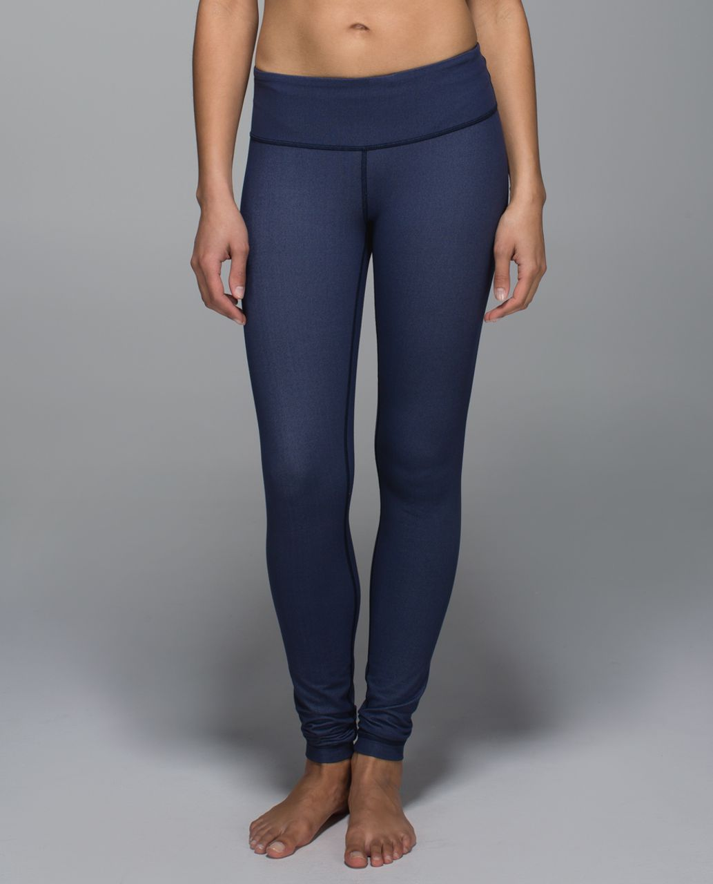 Lululemon Wunder Under Pant *Full-On Luon - Deep Navy
