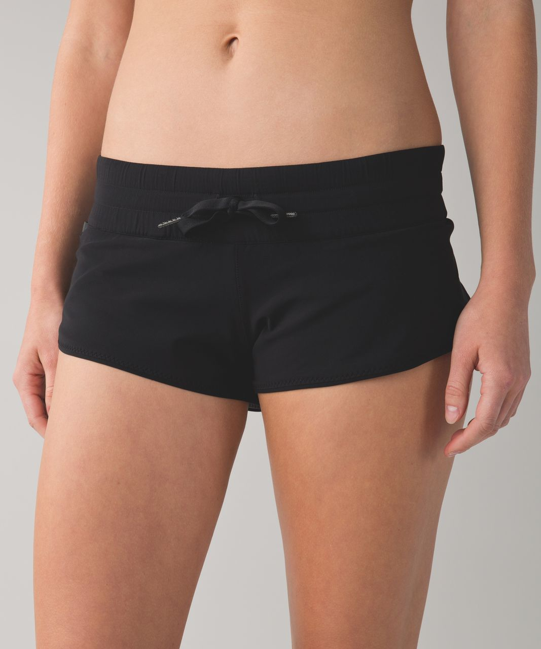 d4707e880c Lululemon Water: Surf Short - Black / Mini Prickly Pear Multi - lulu  fanatics