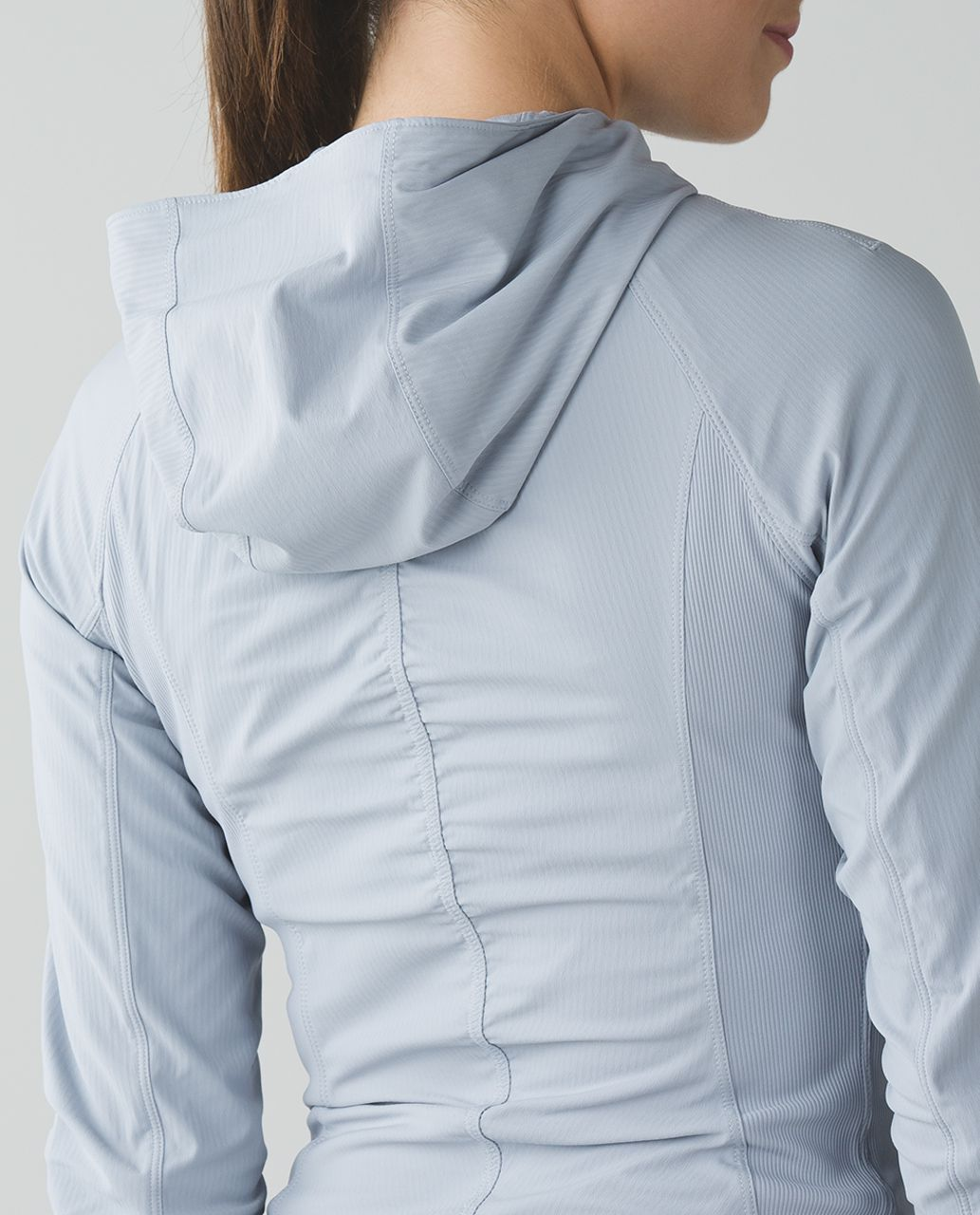 Lululemon In Flux Jacket - Silver Fox