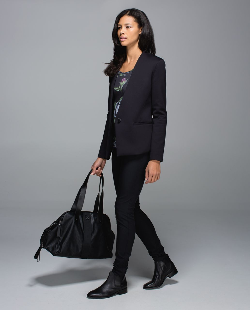 Lululemon Power Date Blazer - Black