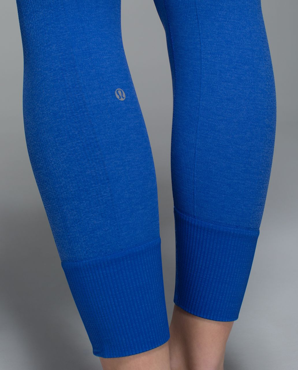 Lululemon Ebb To Street Pant - Heathered Harbor Blue