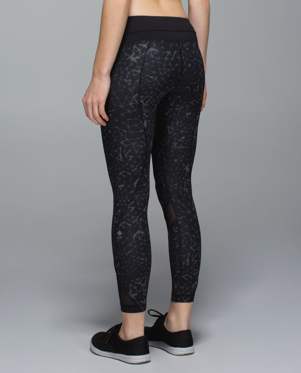 b5d7da826 Lululemon Inspire Tight II  Full-On Luxtreme (Mesh) - Star Crushed Coal