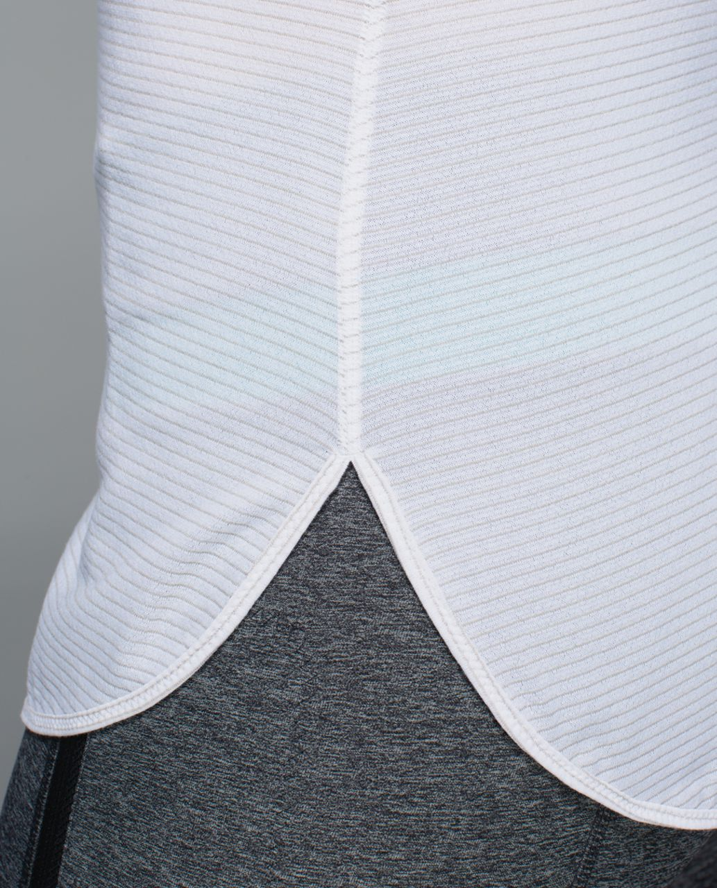 Lululemon What The Sport Singlet - White