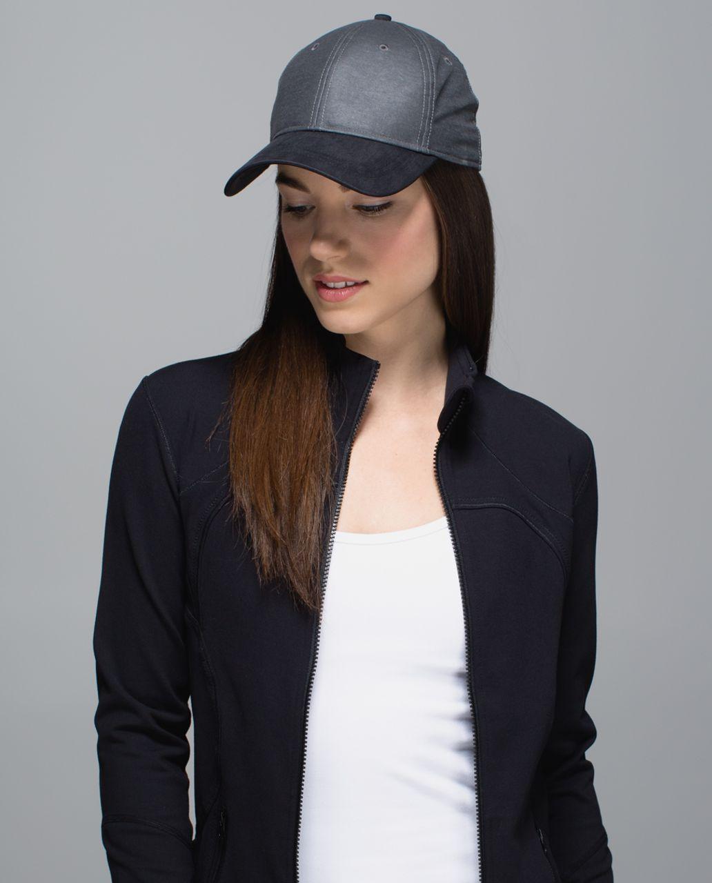 Lululemon Baller Hat - Heathered Black /  Black