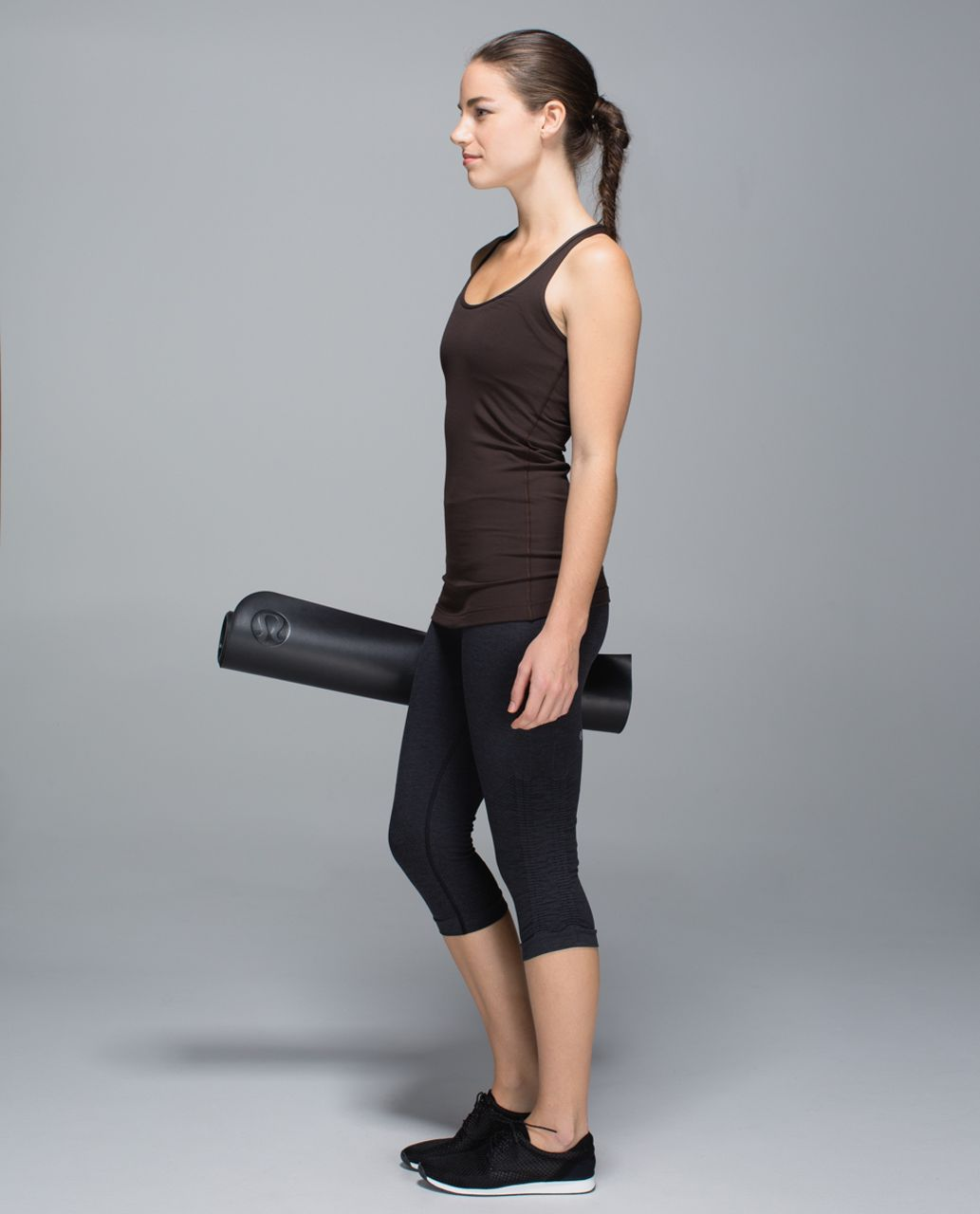 Lululemon Cool Racerback - Rich Earth