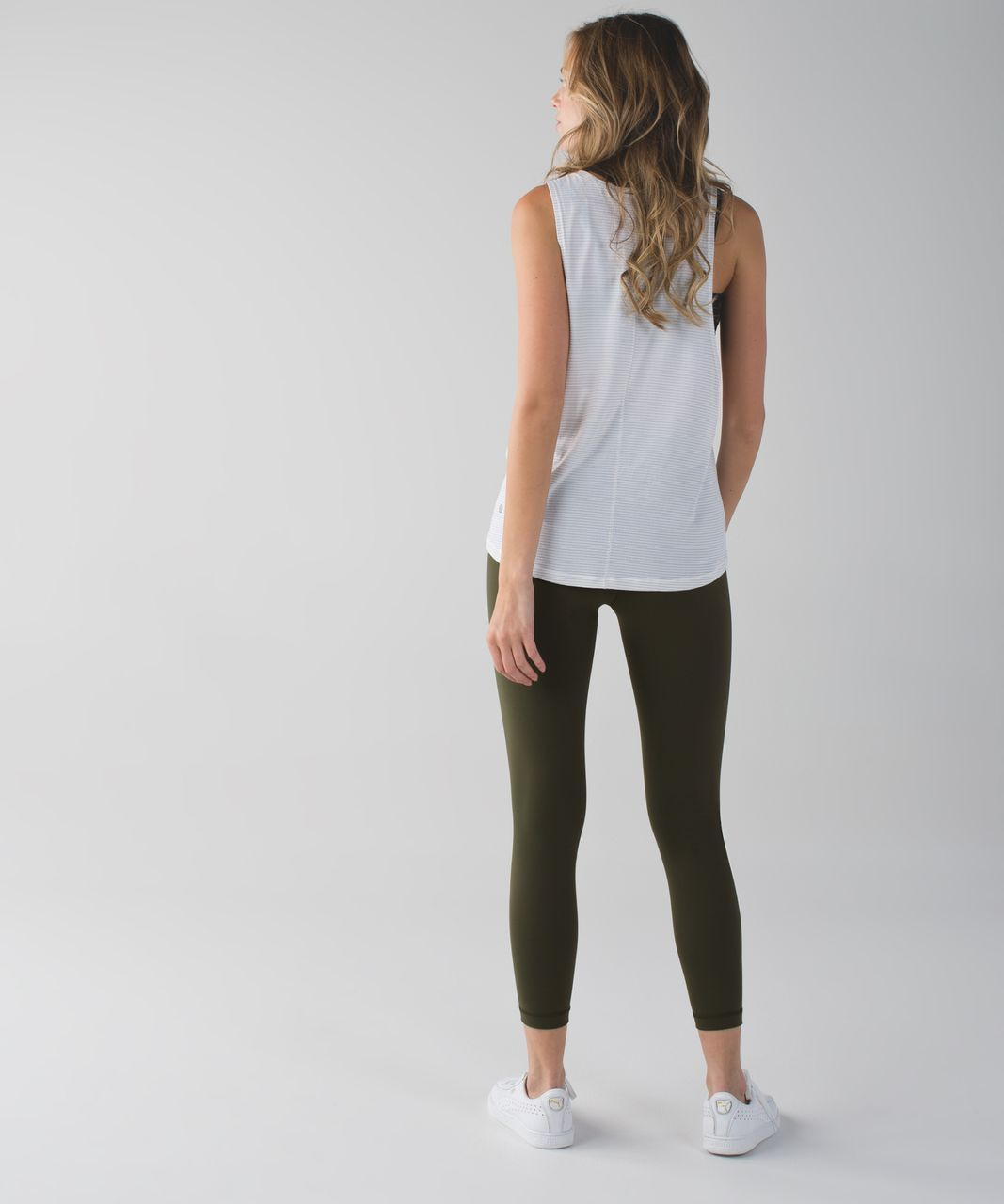 Lululemon High Times Pant - Fatigue Green