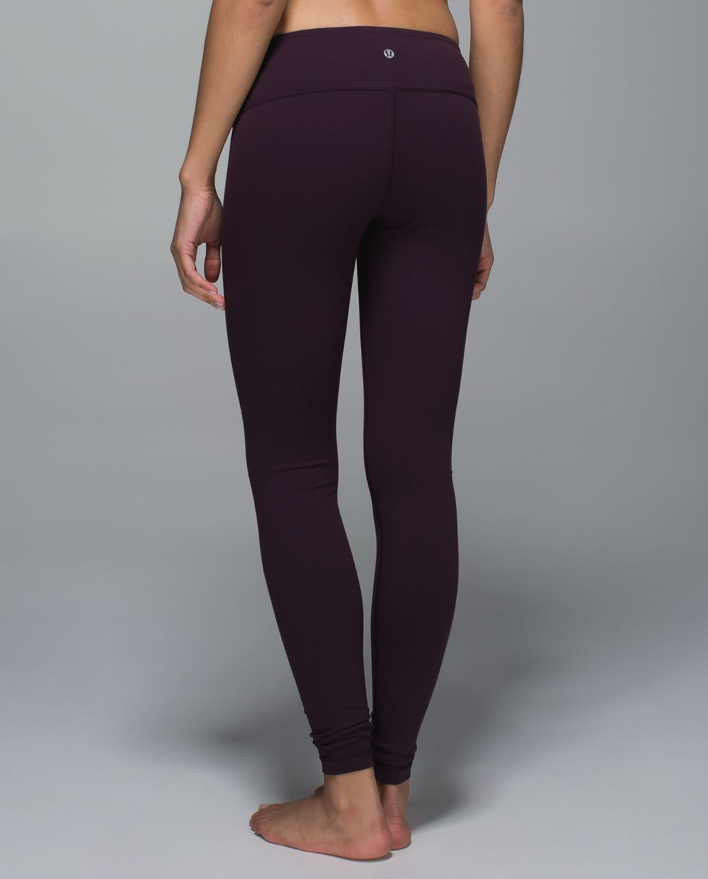 3da4b973b5 Lululemon Wunder Under Pant *Full-On Luon - Black Cherry / Star Crushed Black  Cherry Black - lulu fanatics