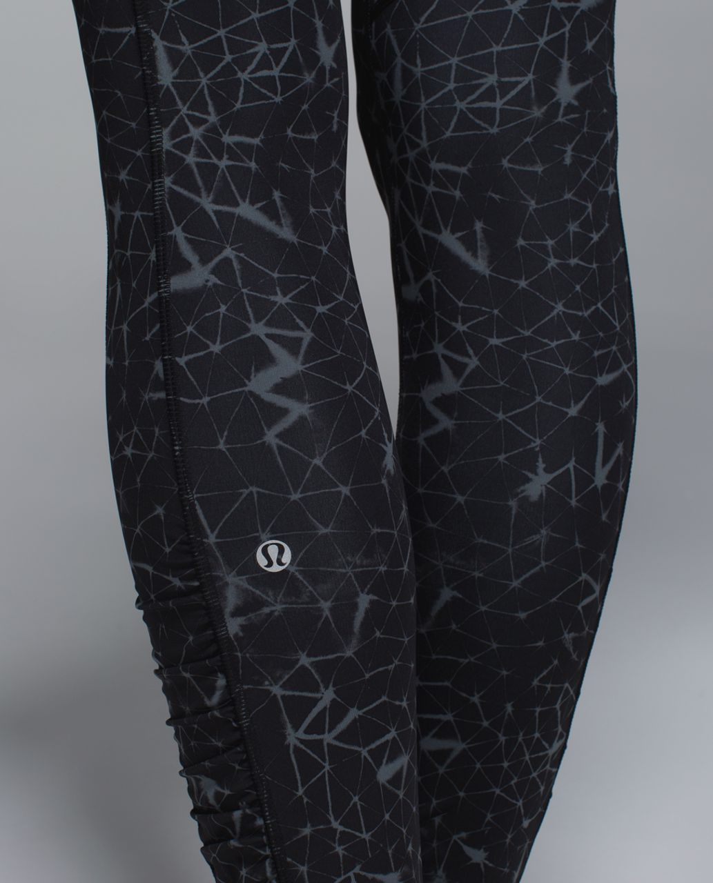 Lululemon Speed Tight III *Full-On Luxtreme - Star Crushed Coal Black