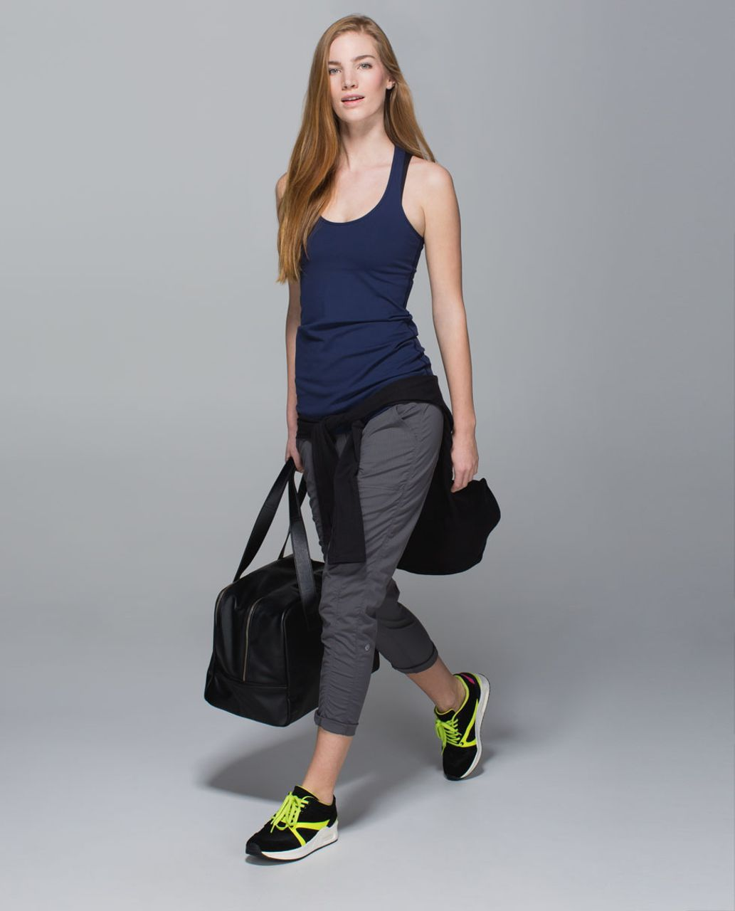 Lululemon Cool Racerback - Deep Navy