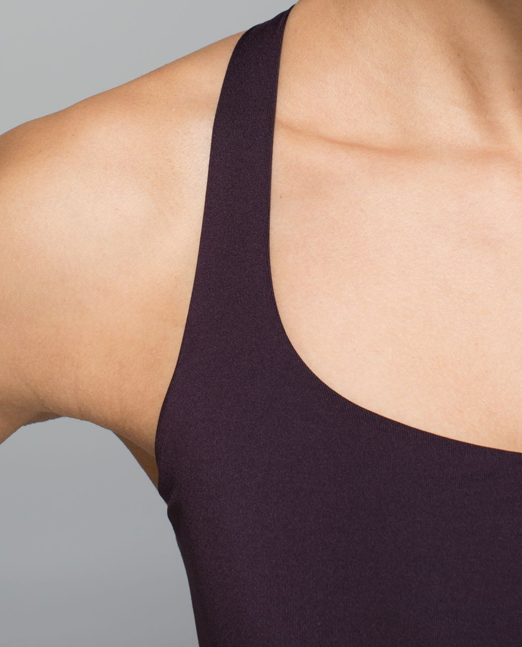 Lululemon Free To Be Bra (Wild) - Black Cherry / Raspberry Glo Light / Bark Berry