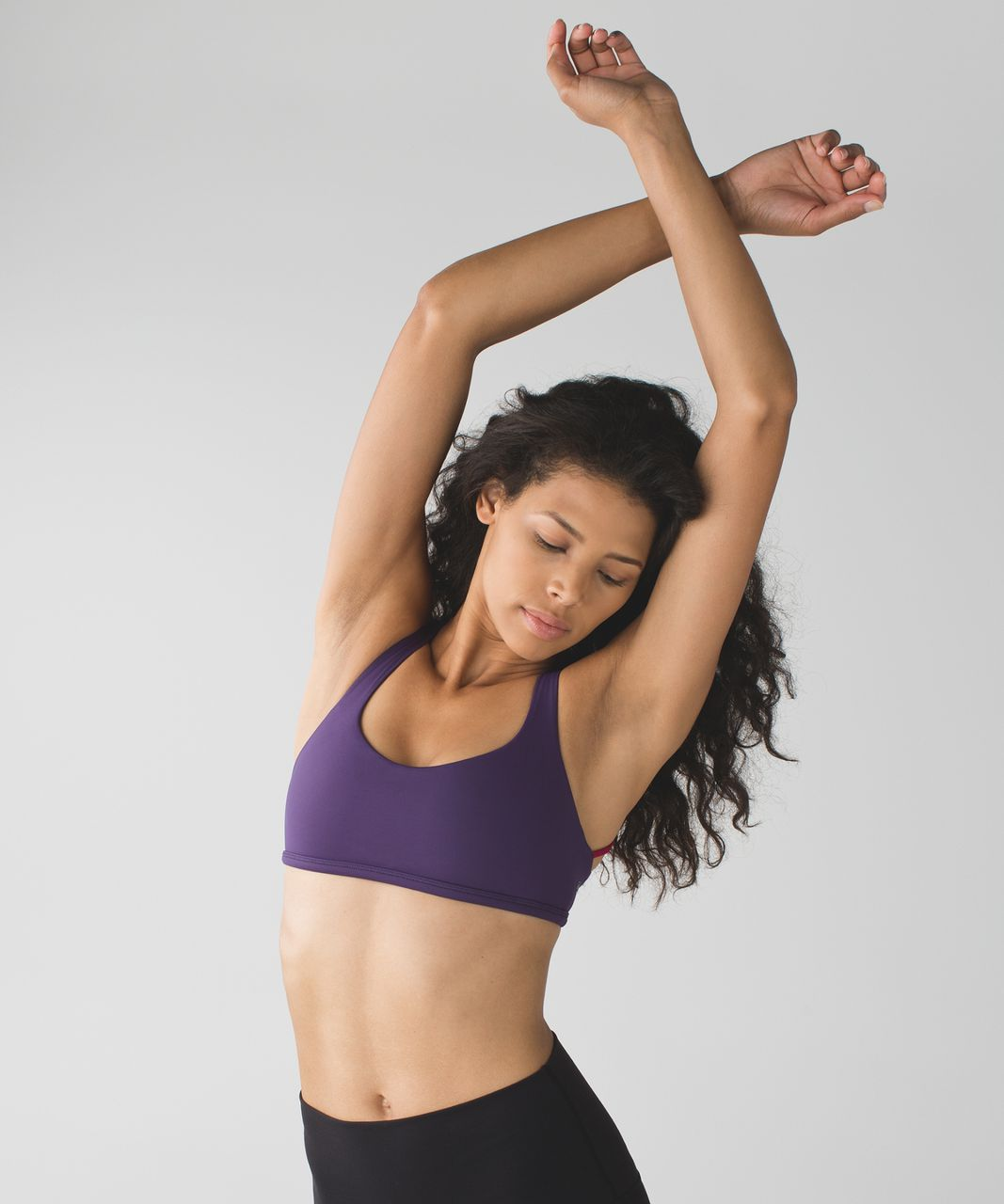 Lululemon Free To Be *Wild - Going Grape / Bumble Berry