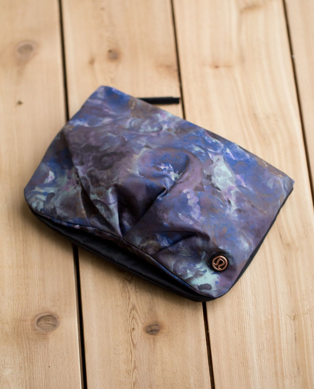 Lululemon Hip To Be Free Bag *Print - Black / Exploded Moody Mirage Earl Grey Alberta Lake