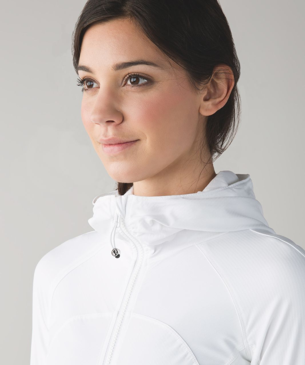 Lululemon In Flux Jacket (First Release) - White