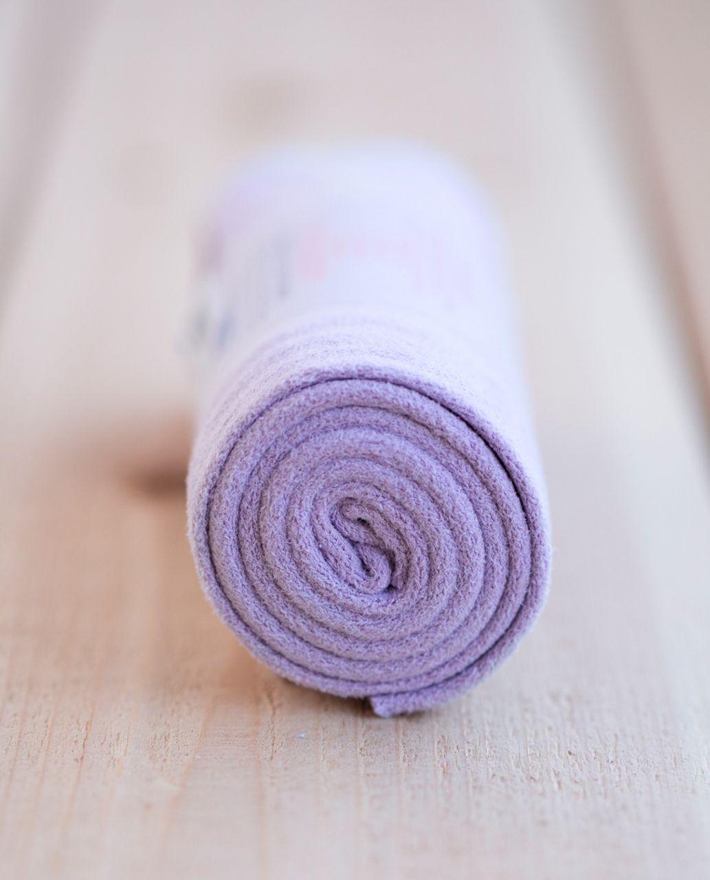 Lululemon The Towel - Storm Mauve