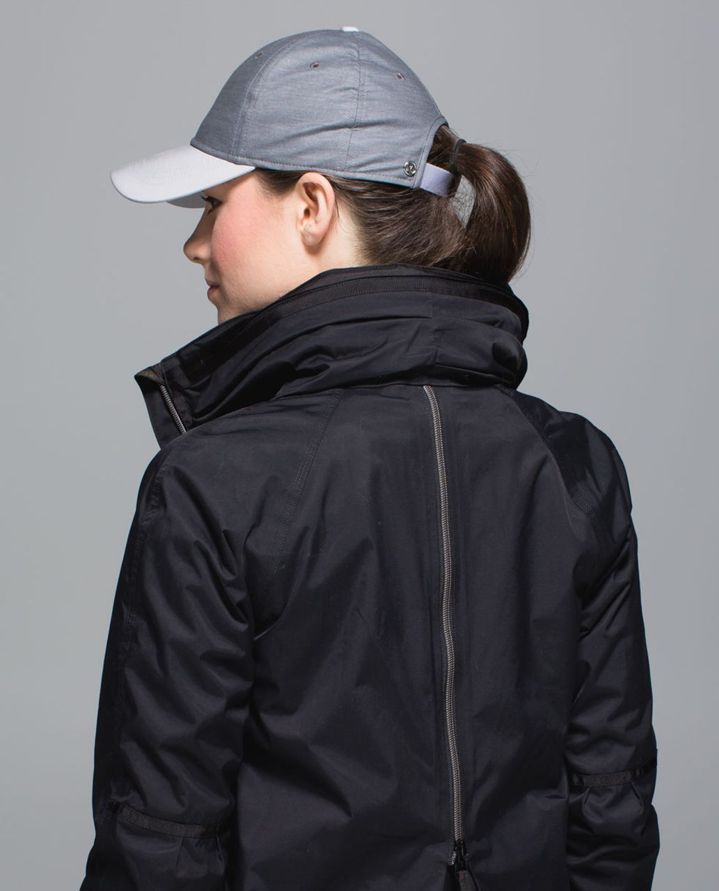 Lululemon Baller Hat - Heathered Slate / Silver Spoon
