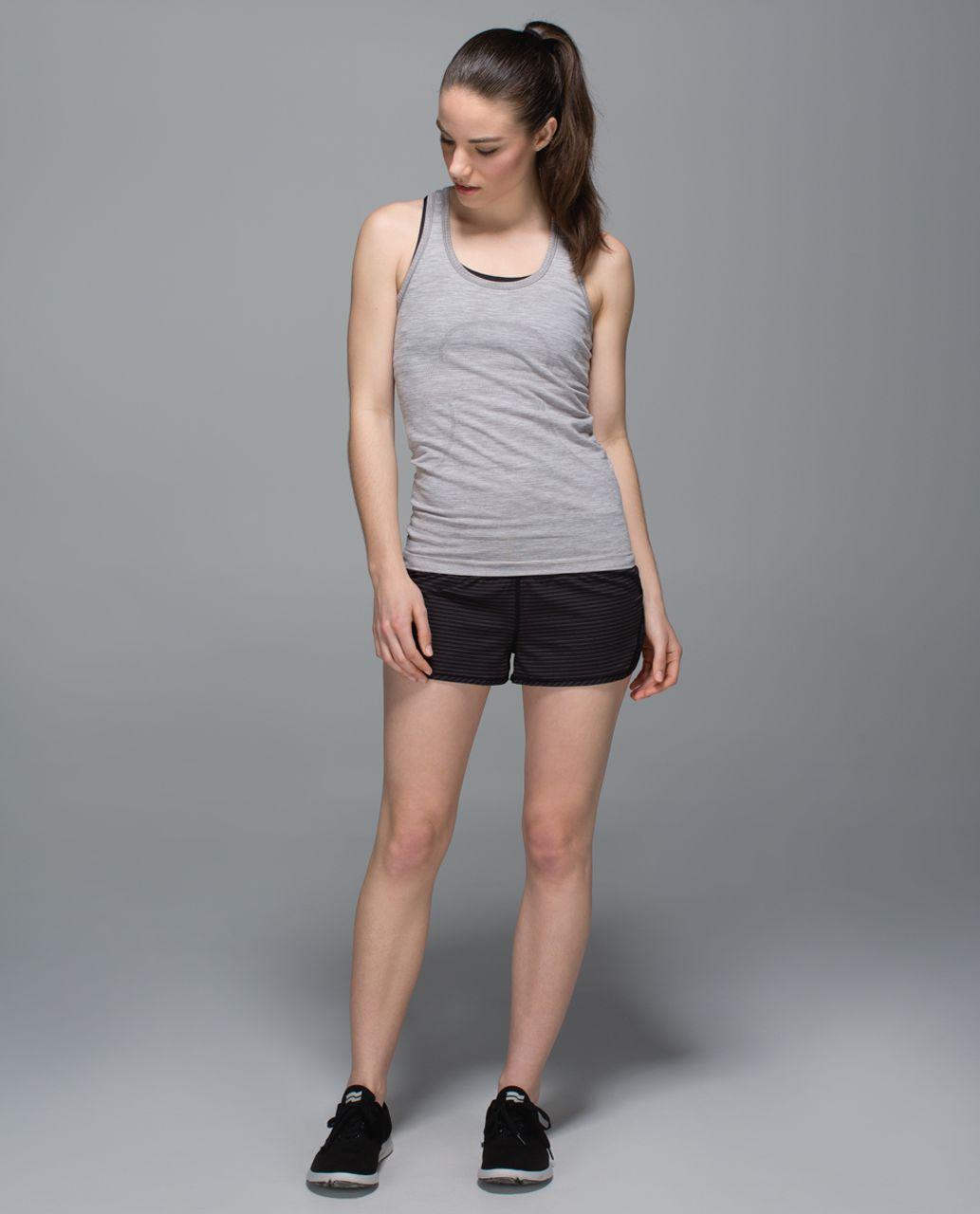 Lululemon Run For Days Short - Black