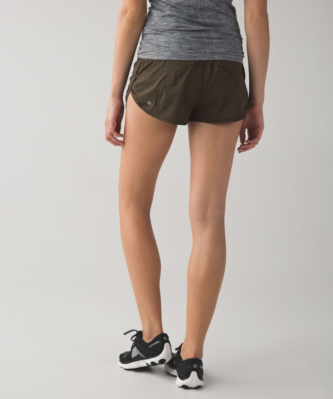 Lululemon Run For Days Short - Deep Camo