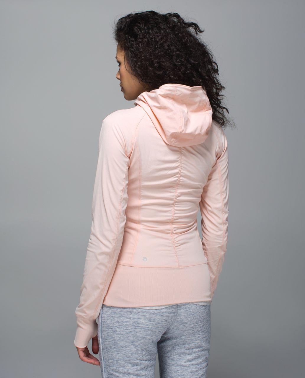 Lululemon In Flux Jacket - Butter Pink