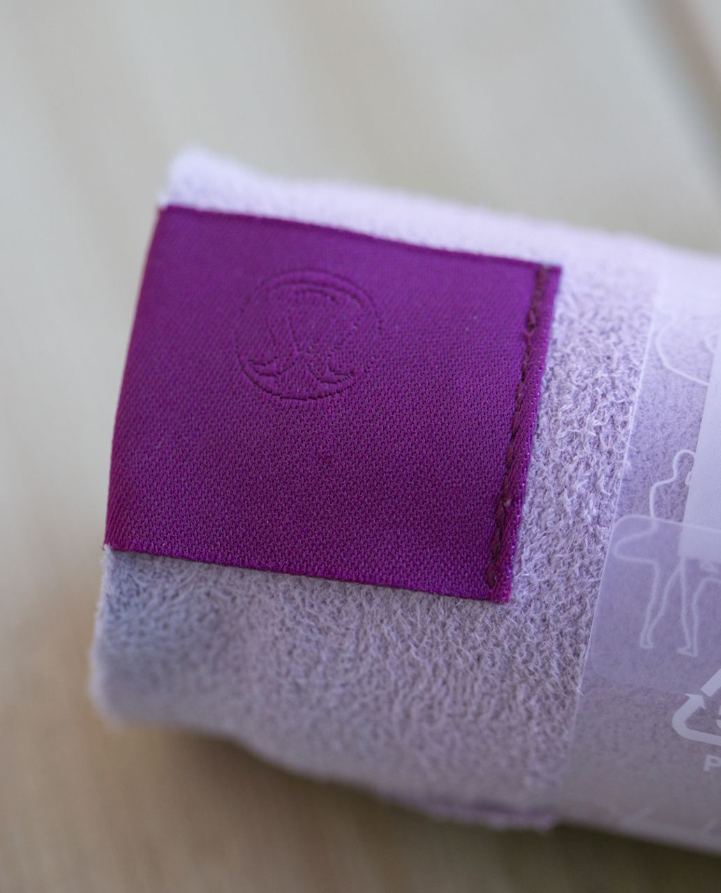 Lululemon The (Small) Towel - Storm Mauve
