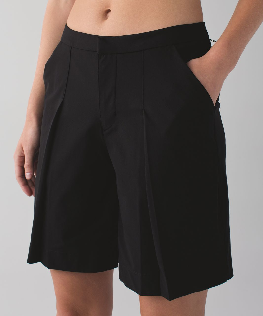 Lululemon Long Story Short - Black