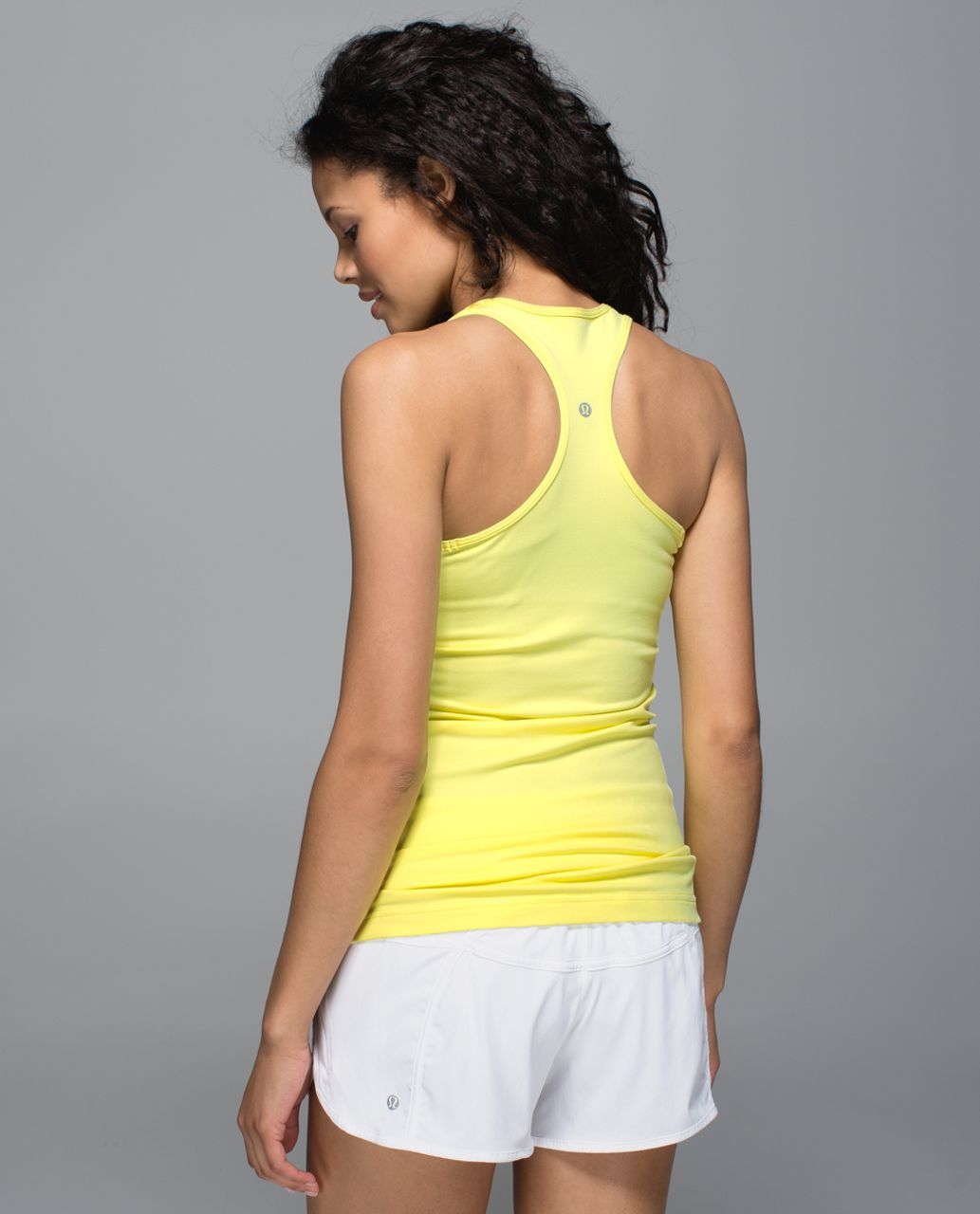 Lululemon Cool Racerback - Clarity Yellow