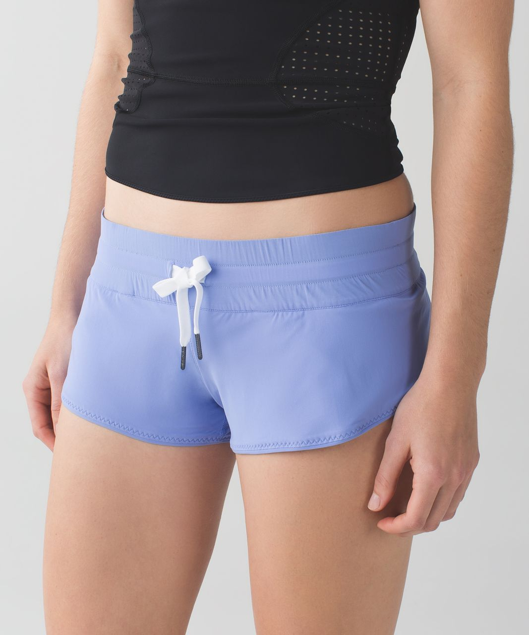 9f0bec70bd Lululemon Water: Surf Short - Lullaby / Heathered Texture Printed Greyt  Deep Coal - lulu fanatics