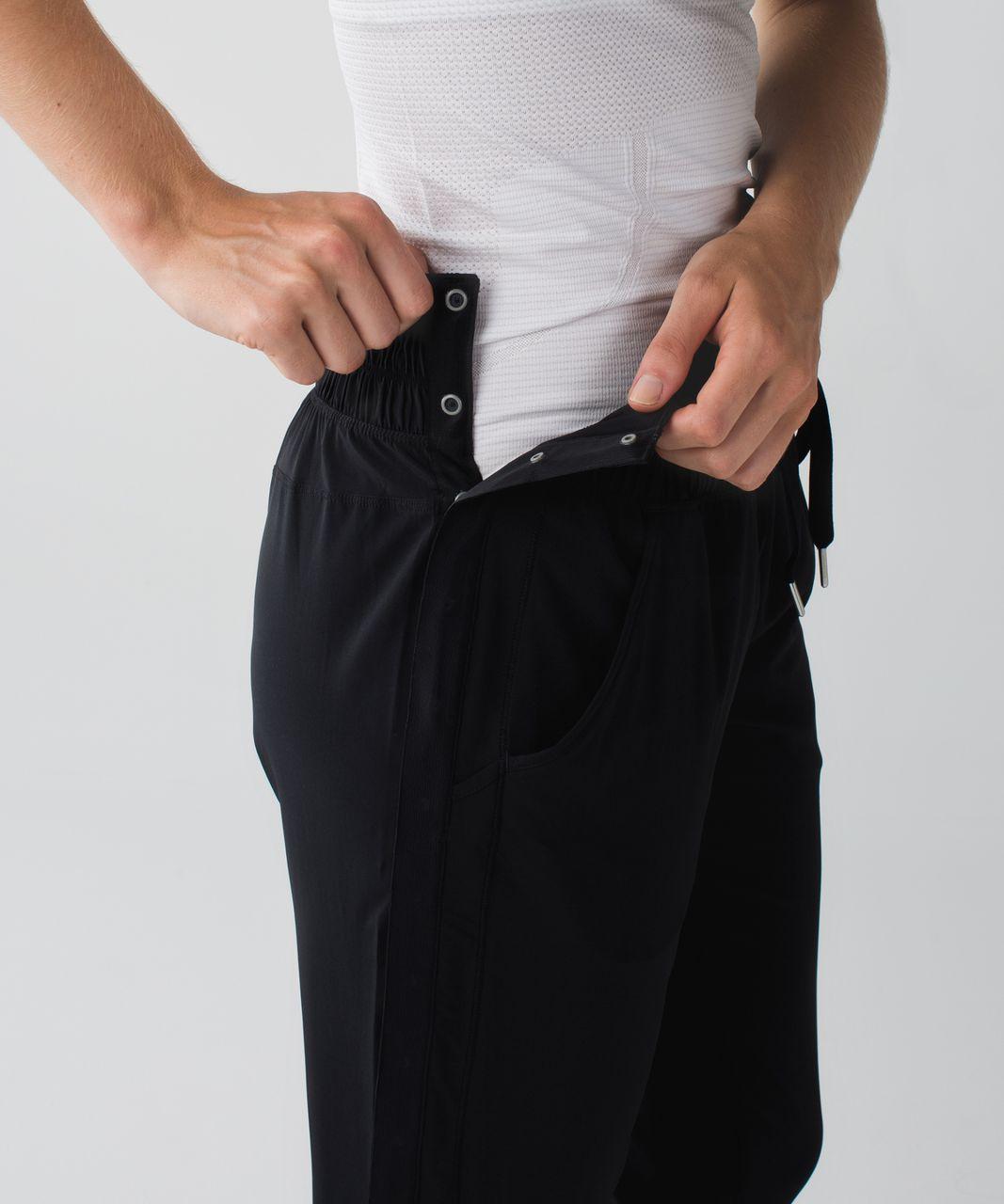Lululemon Tearaway Pant - Black