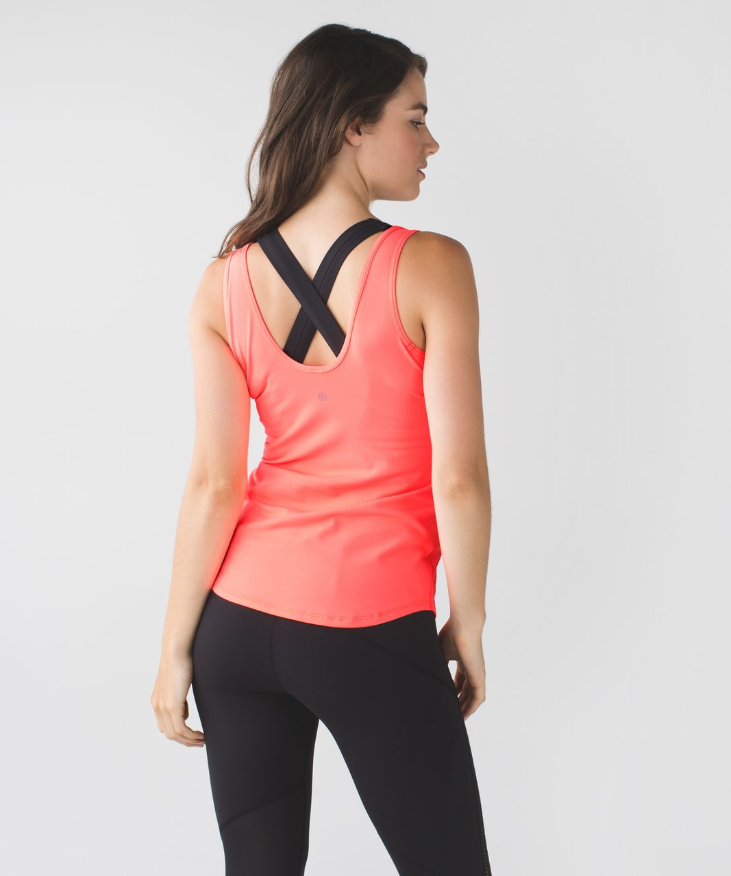 Lululemon Straight Up Tank - Very Light Flare