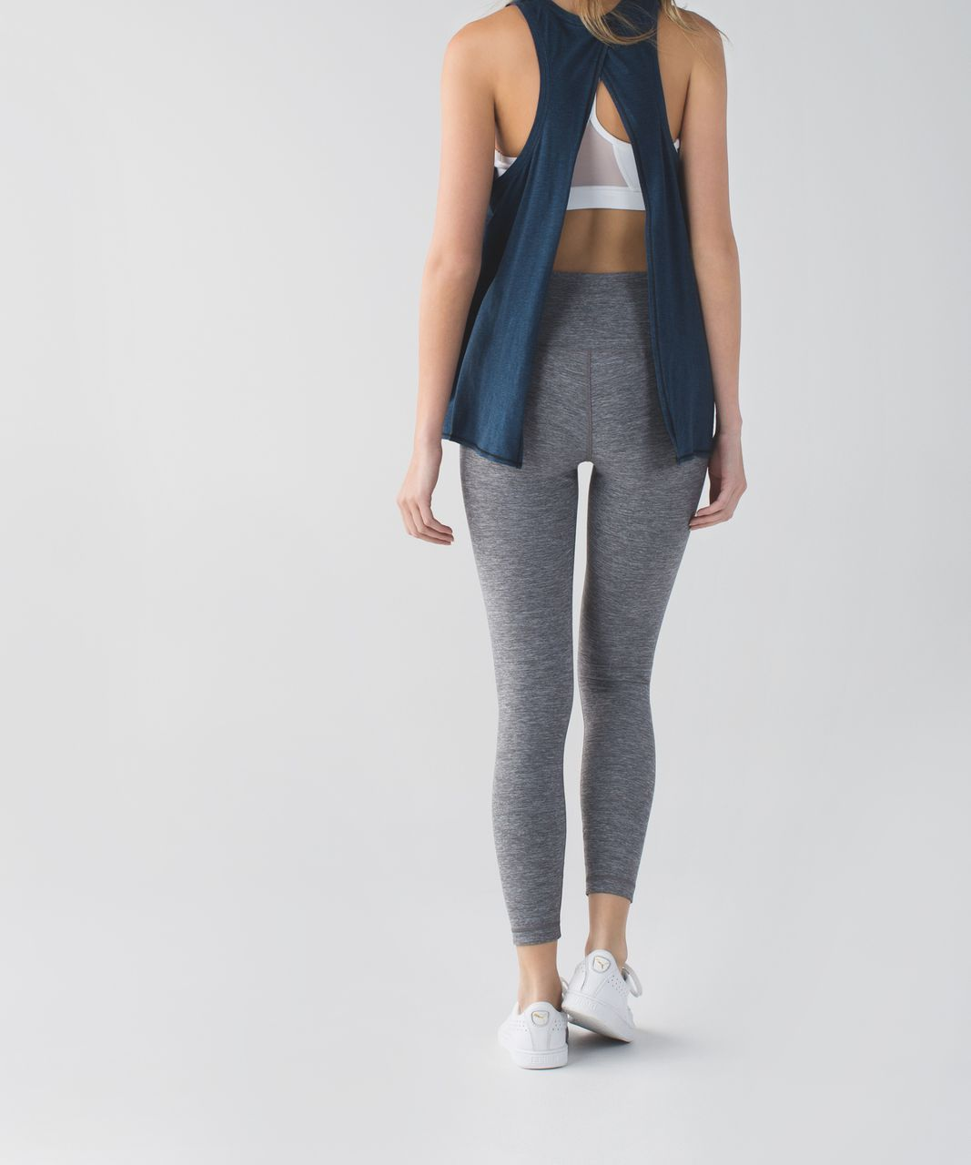 Lululemon High Times Pant (First Release) - Heathered Slate