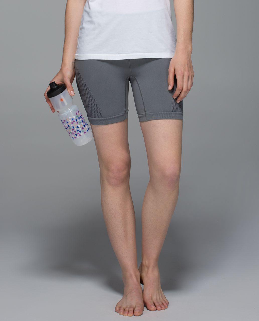 Lululemon Purist Cycling Water Bottle - Tri Pop Confetti Regal Plum Electric Coral