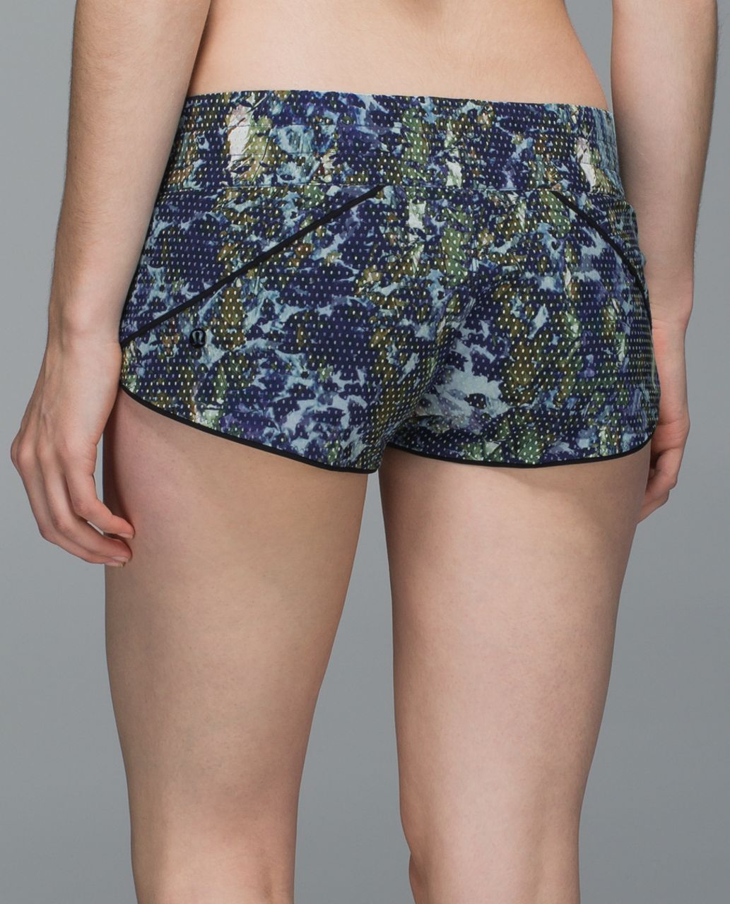 8c243d9841 Lululemon Water: Surf Short - Floral Sport White Multi / Black ...