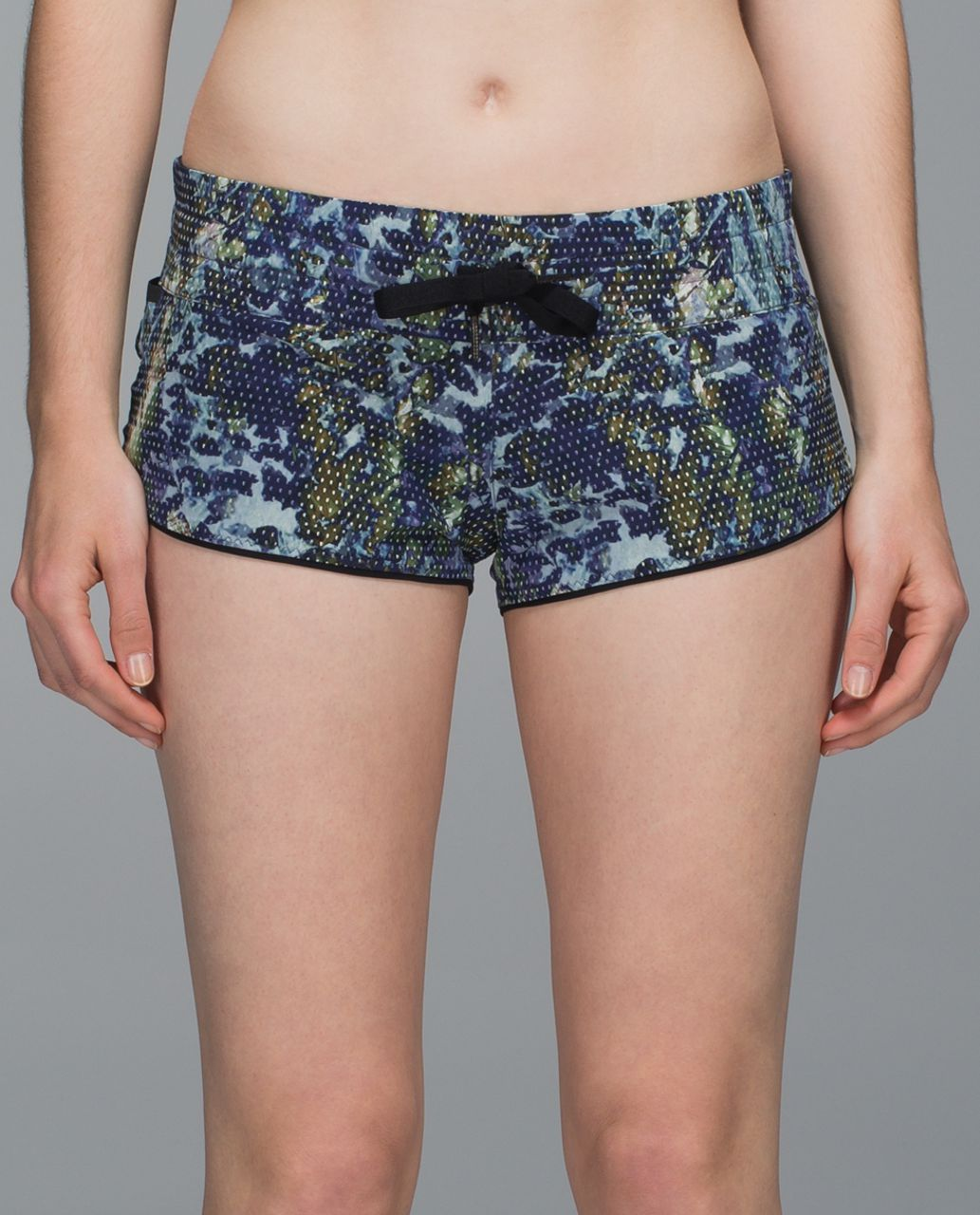 16a92501fd Lululemon Water: Surf Short - Floral Sport White Multi / Black - lulu  fanatics