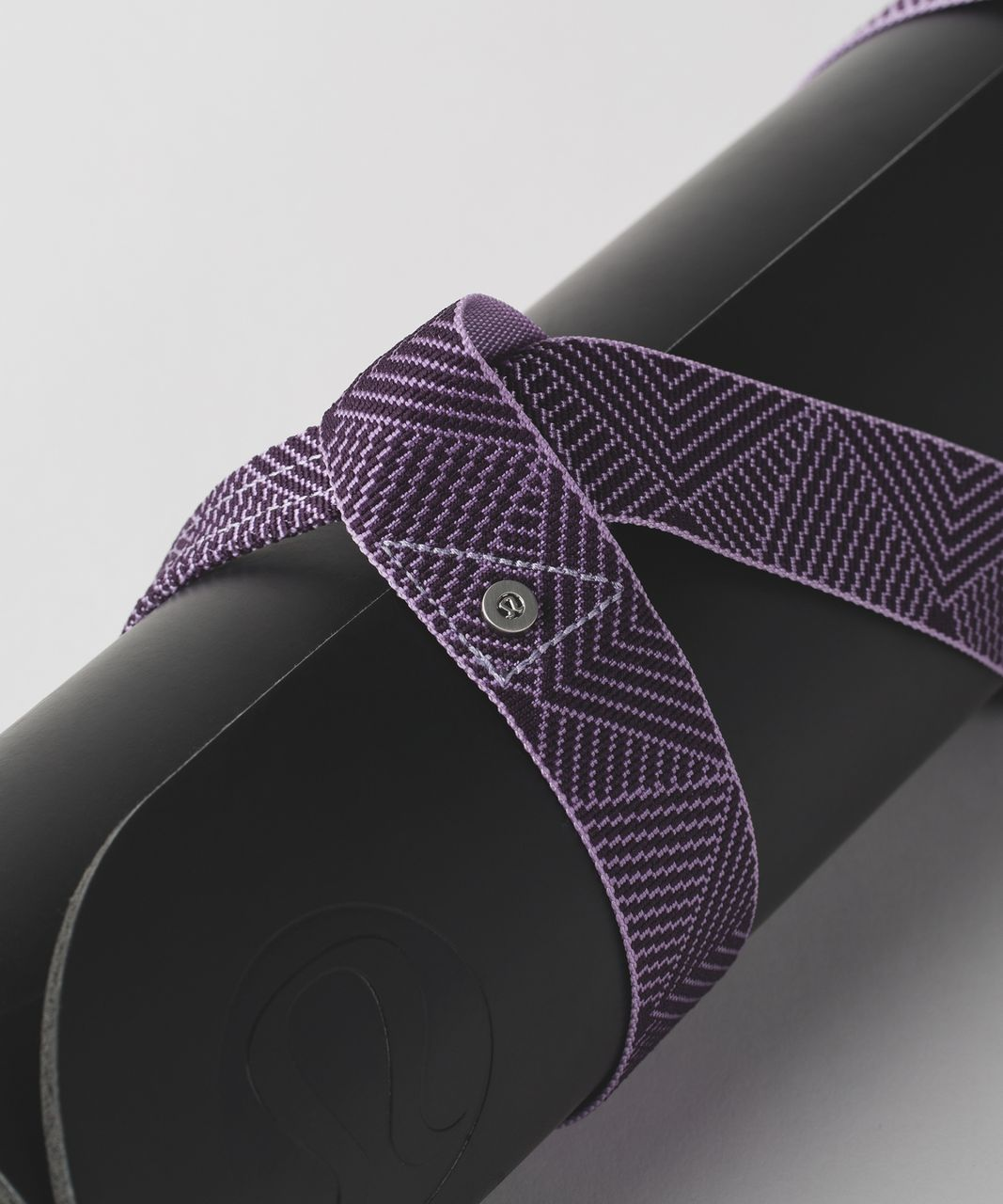 Lululemon Loop It Up Mat Strap - Lilac / Deep Zinfandel