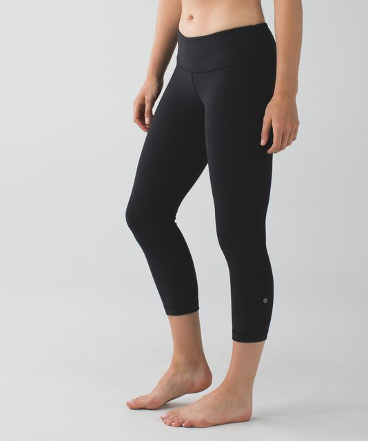 a7a221f26d109 Lululemon Wunder Under Crop (Hi-Rise) *Full-On Luon - Shifted ...