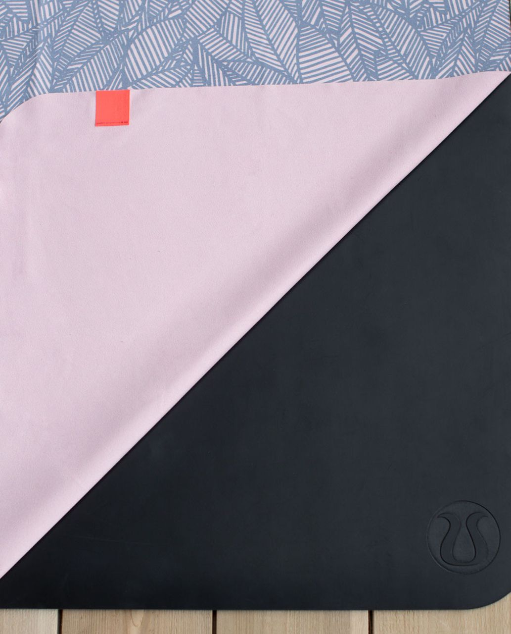 Lululemon The Towel - Banana Leaf Blush Quartz