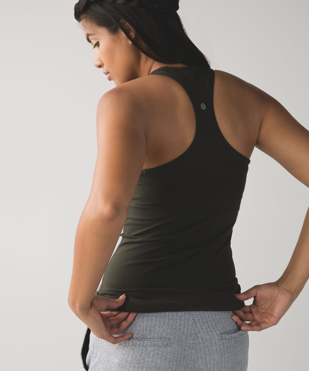 Lululemon Cool Racerback - Gator Green (First Release)