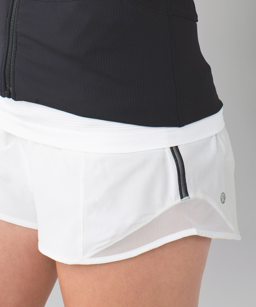 Lululemon Hotty Hot Short - White (First Release)