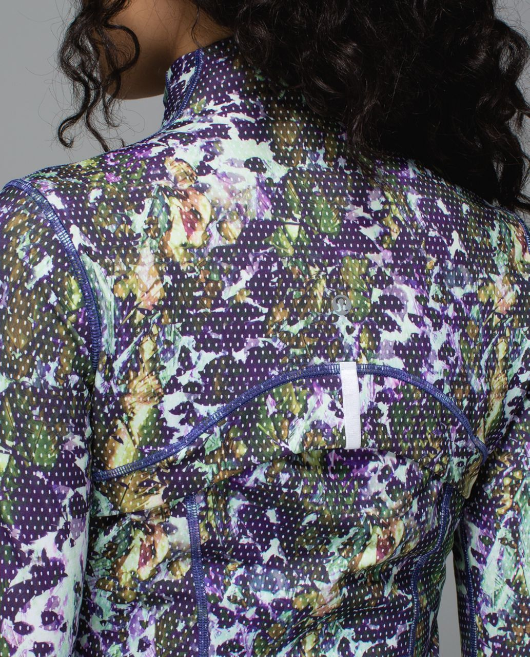 Lululemon Define Jacket - Floral Sport White Multi