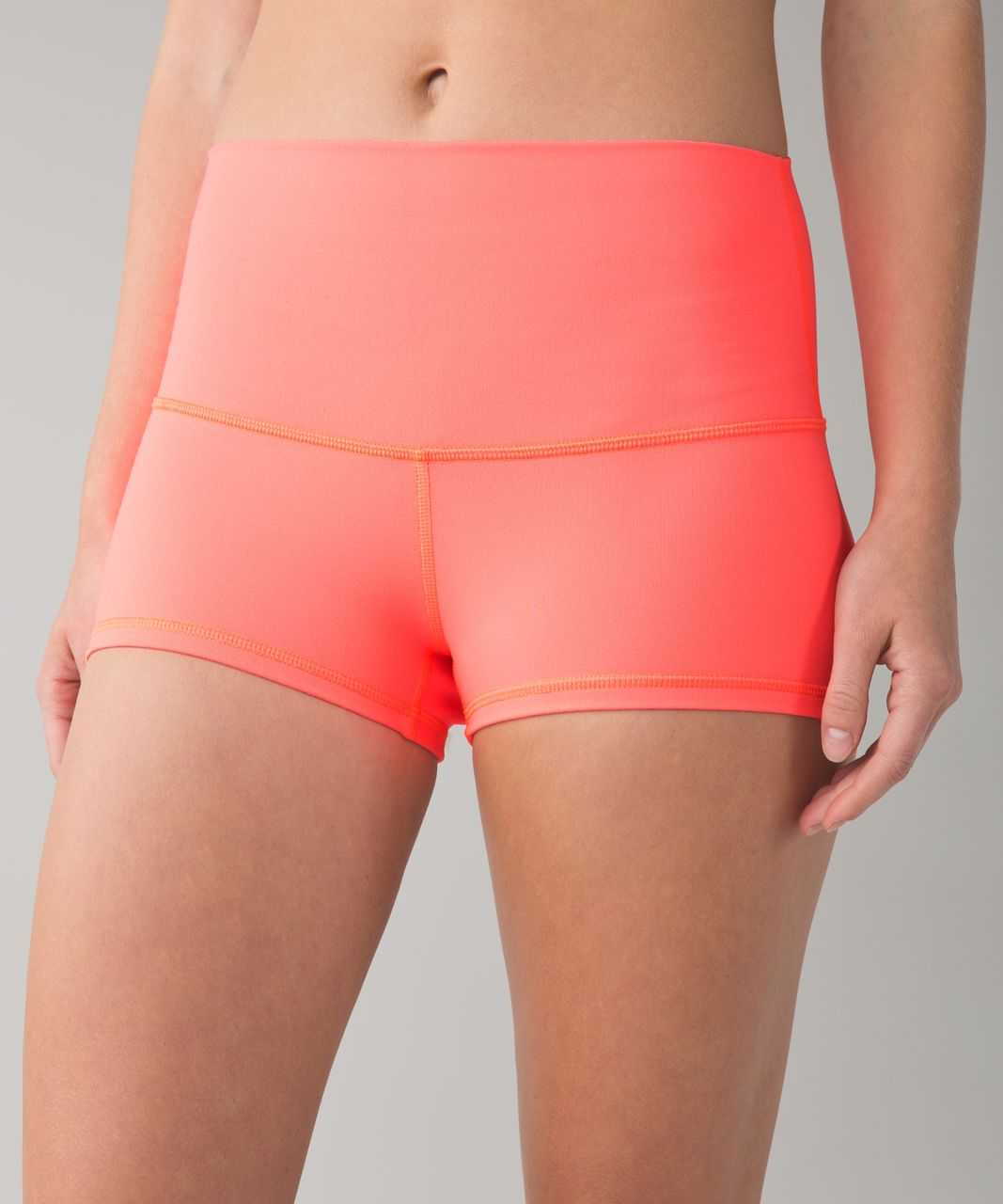 Lululemon Boogie Short (Roll Down) - Grapefruit