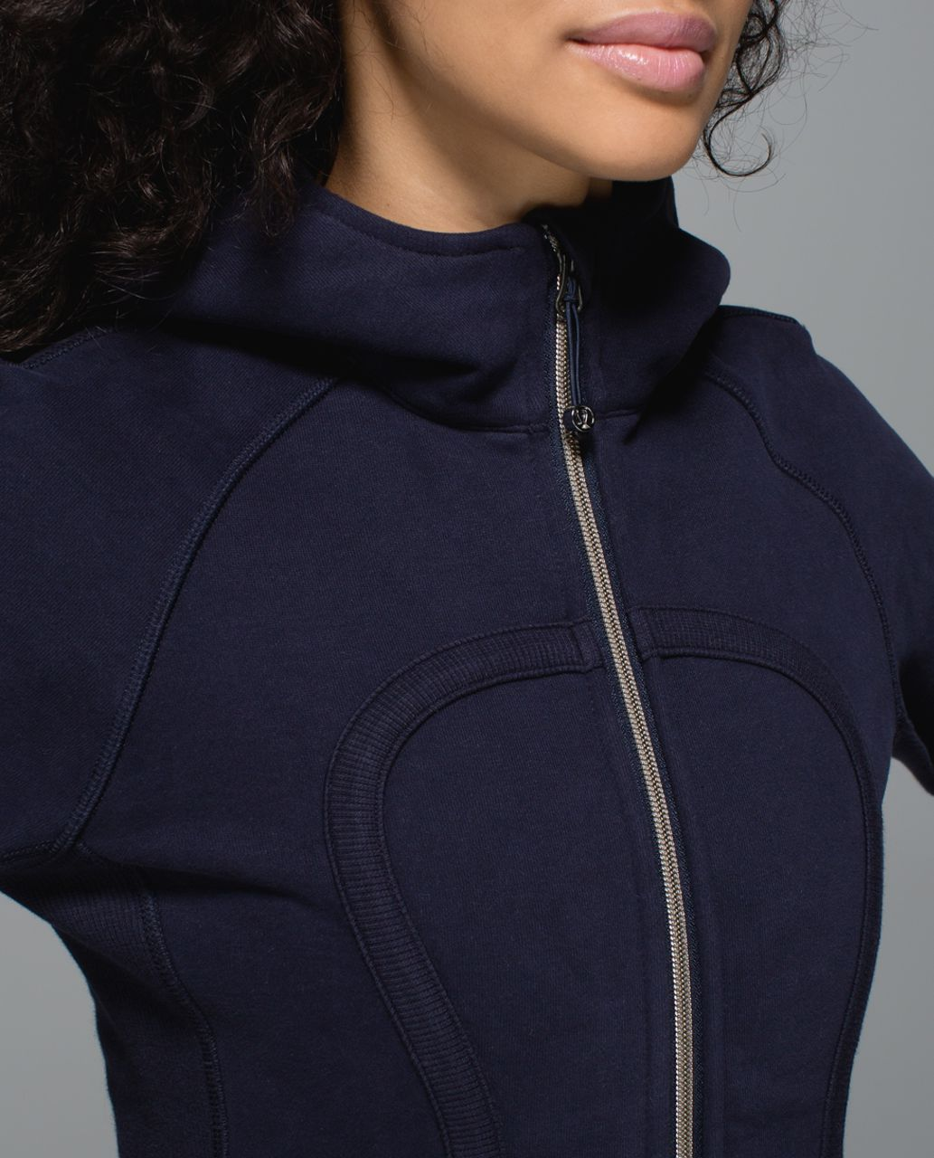Lululemon Scuba Hoodie II - Naval Blue / Naval Blue