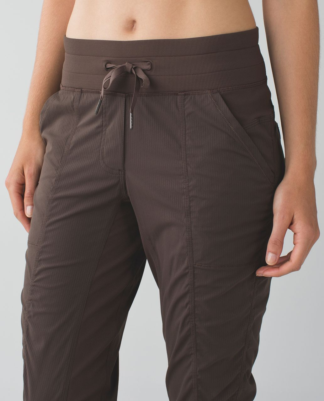 Lululemon Street To Studio Pant II - Bark Chocolate