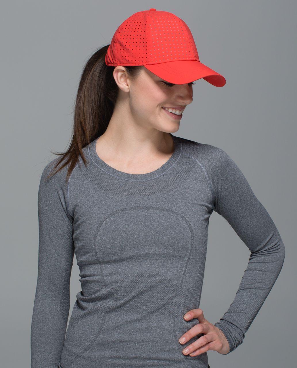 Lululemon Baller Hat *Perforated - Alarming / Alarming