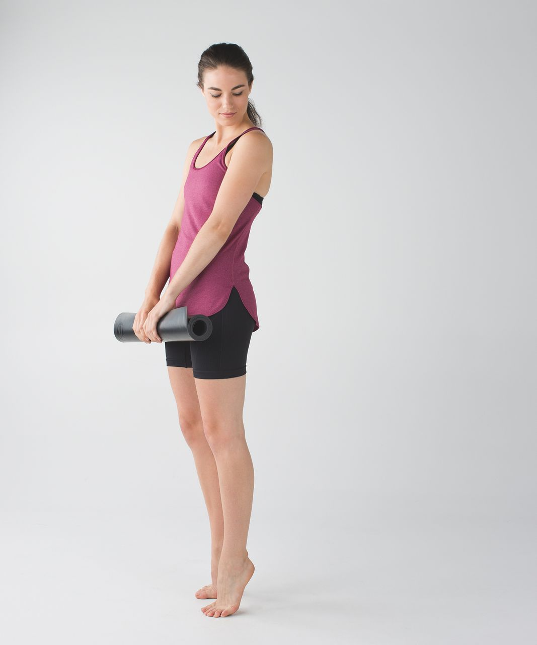 Lululemon What The Sport Singlet - Dashing Purple